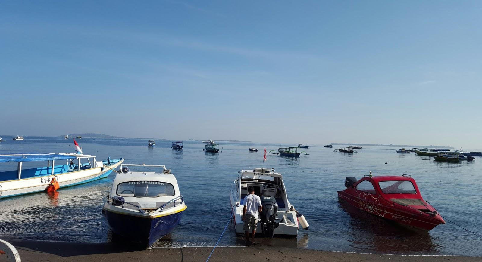Speedboat to Gili and Lombok
