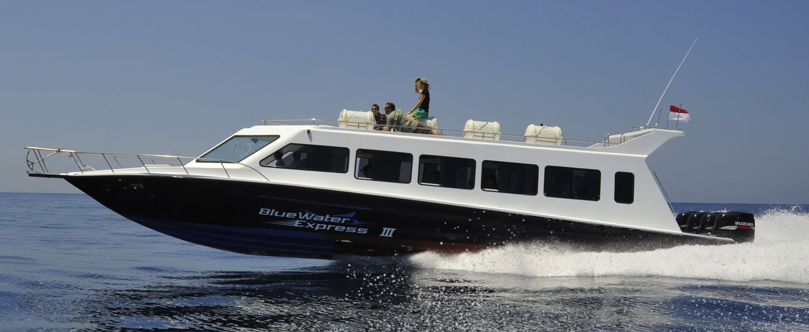 Book fastboat to Bali and Lombok by online ticket