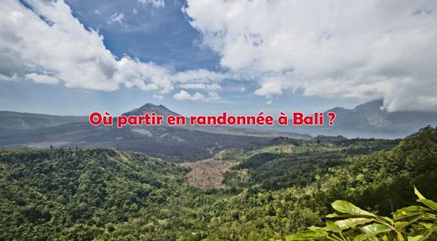 Trek en montagne à Bali