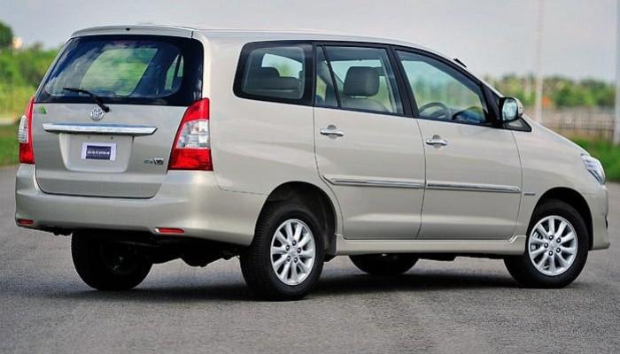 car charter toyota inova bali travel online